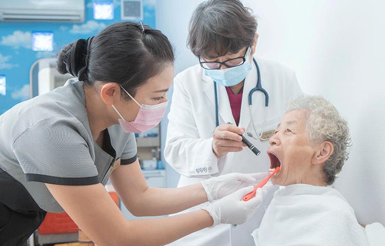 はしもと歯科医院の訪問歯科